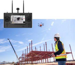 YUNEEC H520 RTK (ipari drón) E10T hőkamerával 2