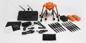 YUNEEC H520 (ipari drón) E90 kamerával 6