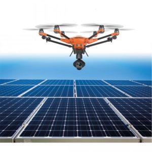 YUNEEC H520 RTK (ipari drón) E10T hőkamerával 5