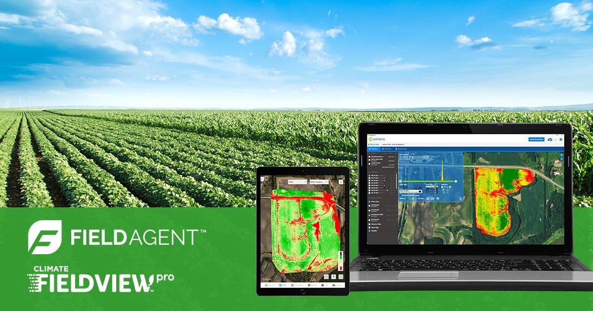 Sentera FieldAgent mezőgazdasági küldetéstervező és kiértékelő szoftver (1 éves előfizetés) 2
