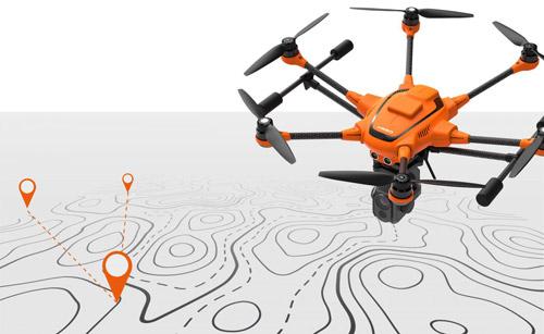 YUNEEC H520E RTK (ipari drón) 13