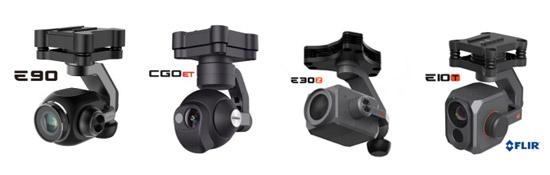 YUNEEC H520E (ipari drón) 16