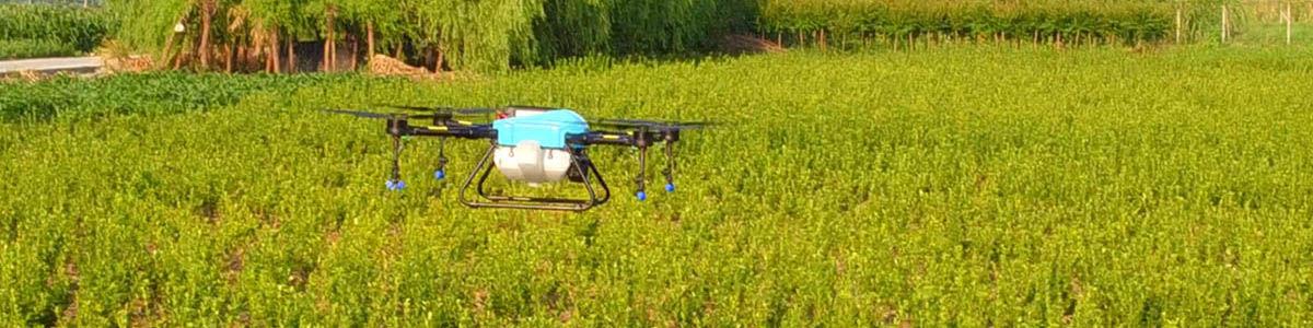 AGR Q10 Permetező drón (10 literes tartállyal) 10