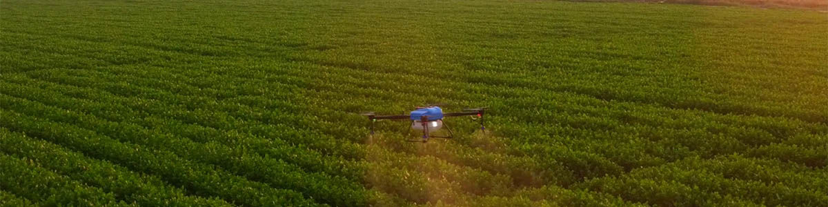 AGR Q10 Permetező drón (10 literes tartállyal) 8