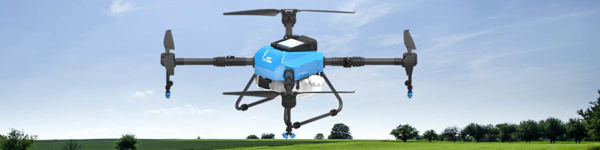 AGR Q10 Permetező drón (10 literes tartállyal) 6