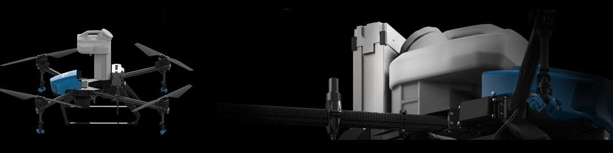 AGR A16 Permetező drón (16 literes tartállyal) 8