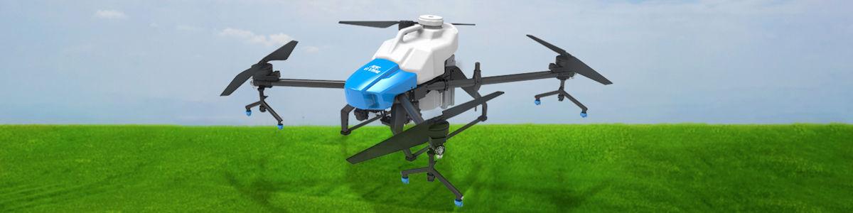 AGR A22 RTK Permetező drón (22 literes tartállyal, radarral) 6
